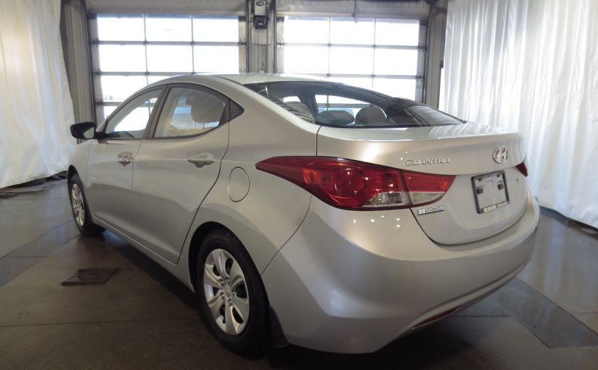 2011 Hyundai Elantra L Auto. Gr. Électrique #4