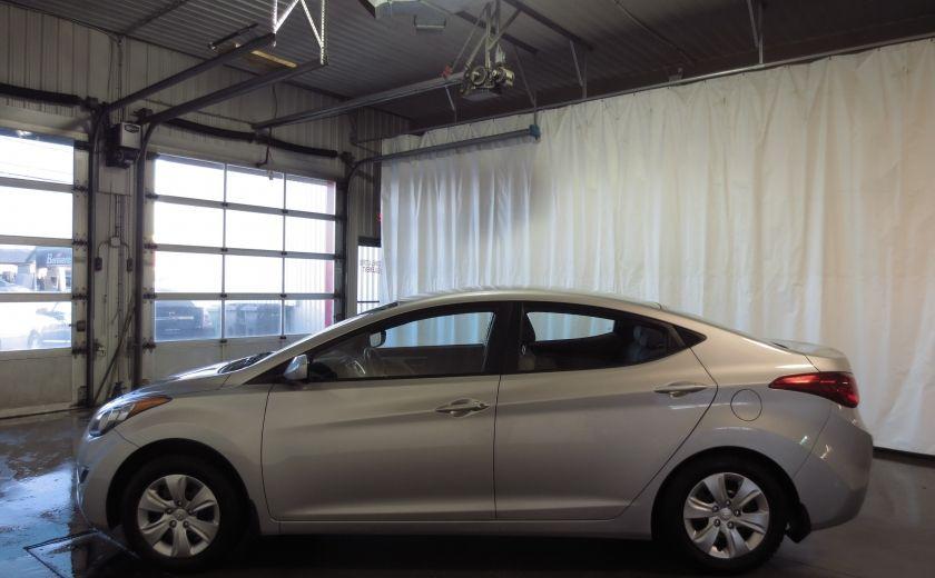 2011 Hyundai Elantra L Auto. Gr. Électrique #3