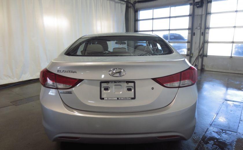 2011 Hyundai Elantra L Auto. Gr. Électrique #5