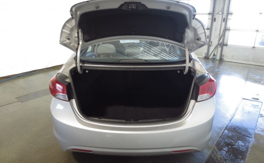 2011 Hyundai Elantra L Auto. Gr. Électrique #26