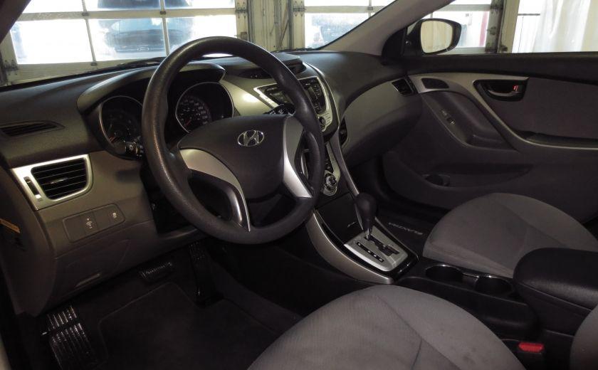 2011 Hyundai Elantra L Auto. Gr. Électrique #8