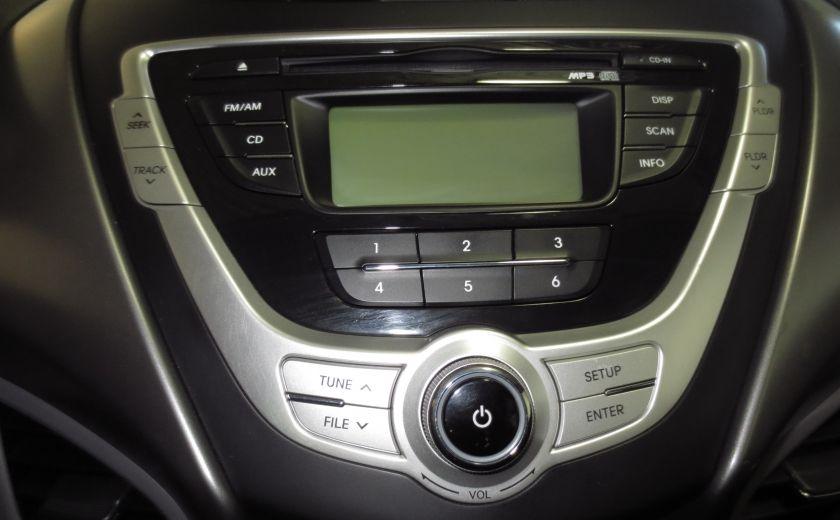 2011 Hyundai Elantra L Auto. Gr. Électrique #16