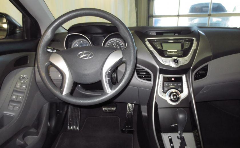 2011 Hyundai Elantra L Auto. Gr. Électrique #13