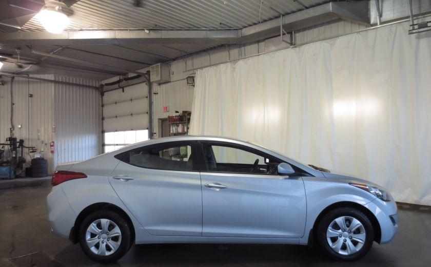 2011 Hyundai Elantra L Auto. Gr. Électrique #7