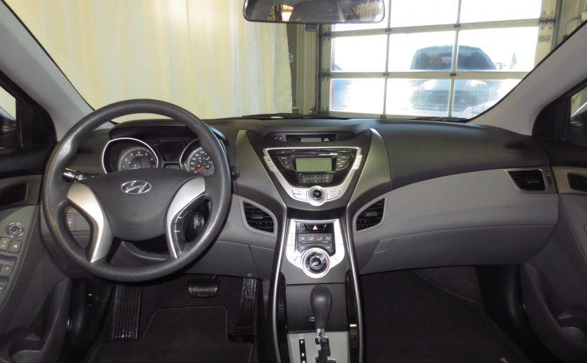 2011 Hyundai Elantra L Auto. Gr. Électrique #12