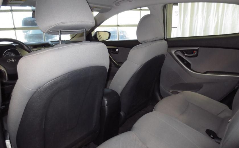 2011 Hyundai Elantra L Auto. Gr. Électrique #17