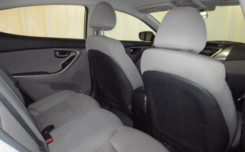 2011 Hyundai Elantra L Auto. Gr. Électrique #19