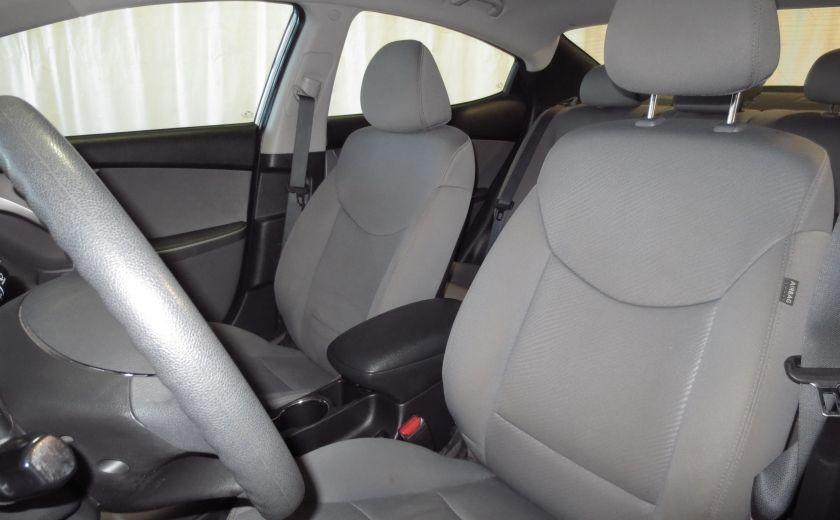 2011 Hyundai Elantra L Auto. Gr. Électrique #9