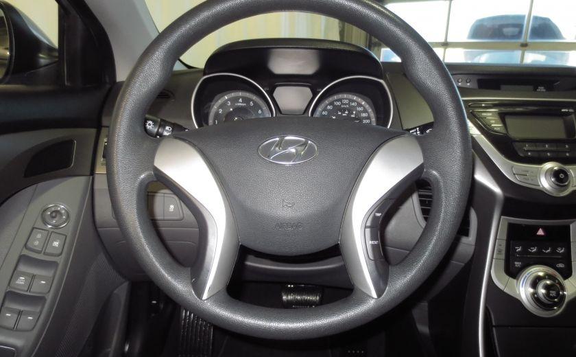 2011 Hyundai Elantra L Auto. Gr. Électrique #14