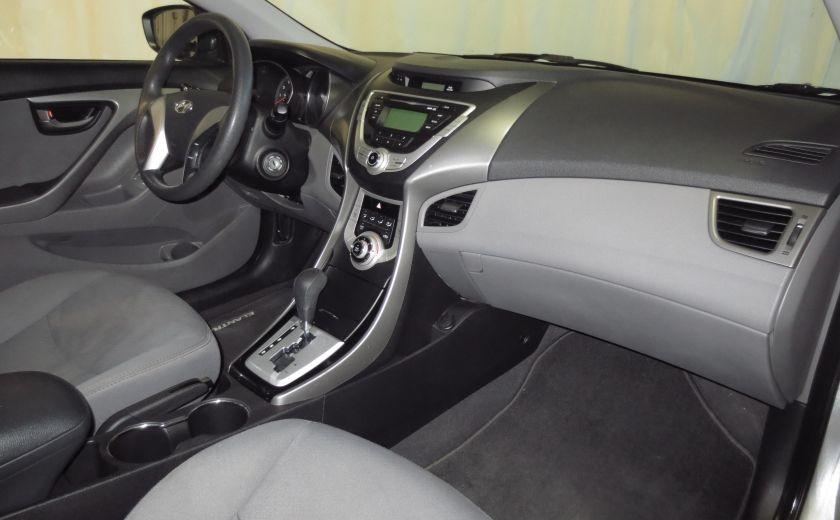 2011 Hyundai Elantra L Auto. Gr. Électrique #21
