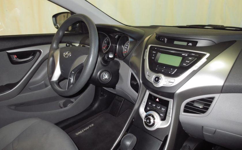 2011 Hyundai Elantra L Auto. Gr. Électrique #22