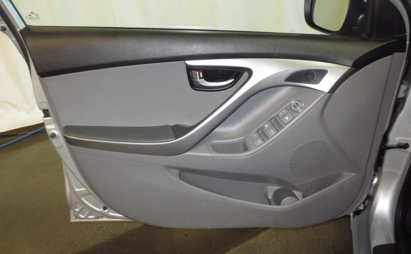 2011 Hyundai Elantra L Auto. Gr. Électrique #10