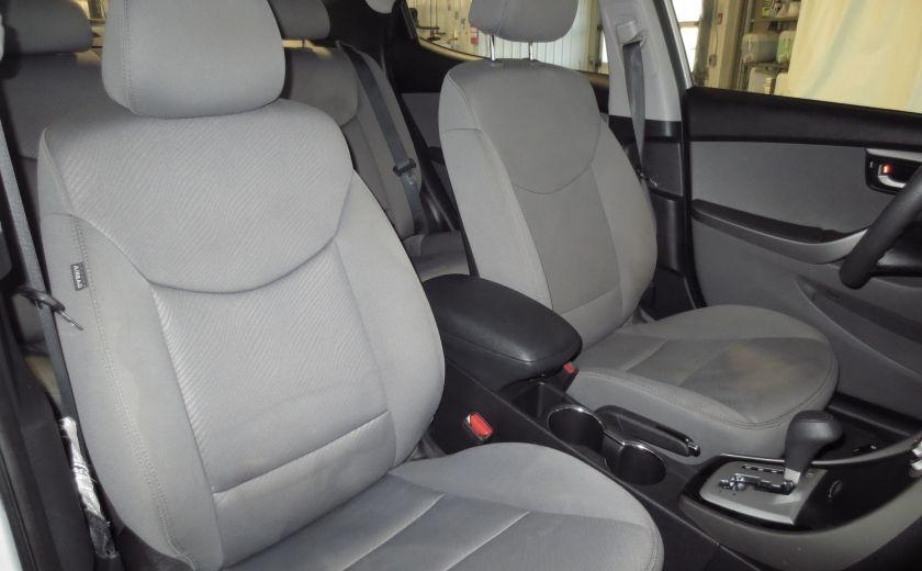 2011 Hyundai Elantra L Auto. Gr. Électrique #23