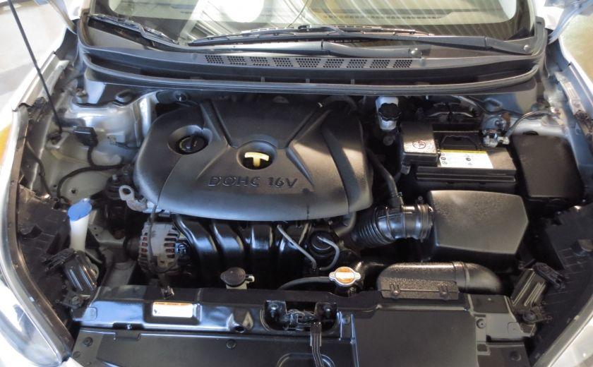 2011 Hyundai Elantra L Auto. Gr. Électrique #25