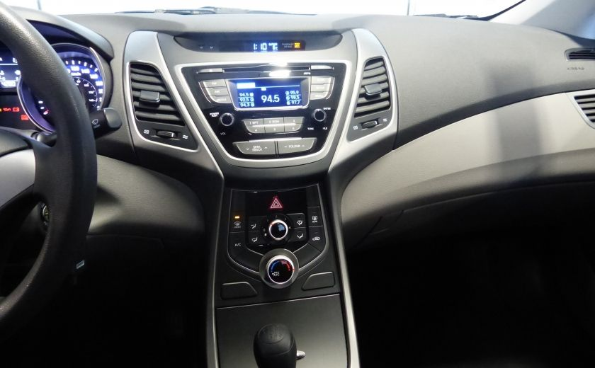 2015 Hyundai Elantra L A/C Gr-Électrique #13