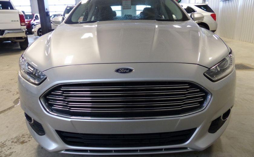 2013 Ford Fusion SE AUTO A/C MAGS BLUETOOTH CAMERA RECUL #1