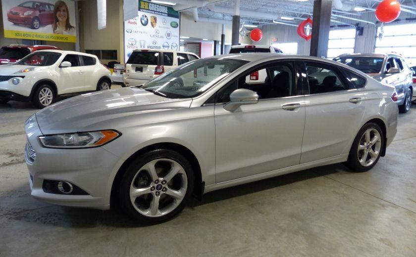 2013 Ford Fusion SE AUTO A/C MAGS BLUETOOTH CAMERA RECUL #2