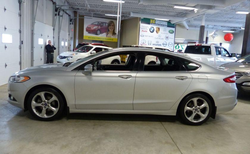 2013 Ford Fusion SE AUTO A/C MAGS BLUETOOTH CAMERA RECUL #3