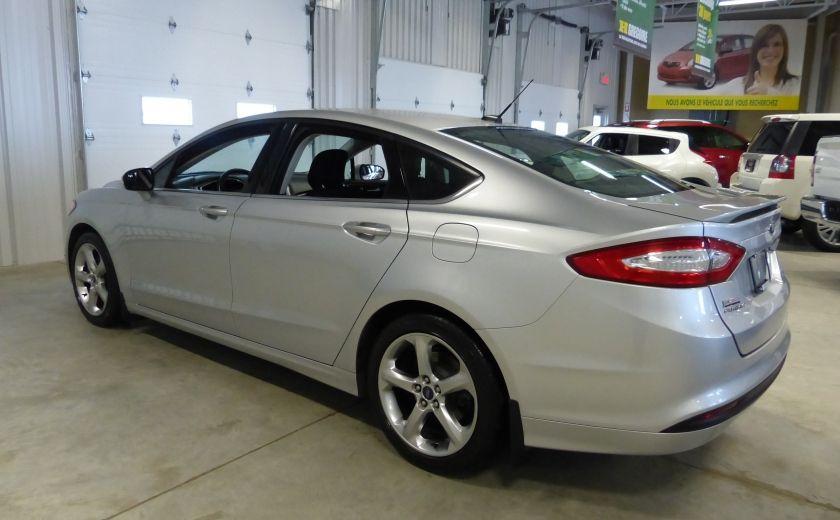 2013 Ford Fusion SE AUTO A/C MAGS BLUETOOTH CAMERA RECUL #4