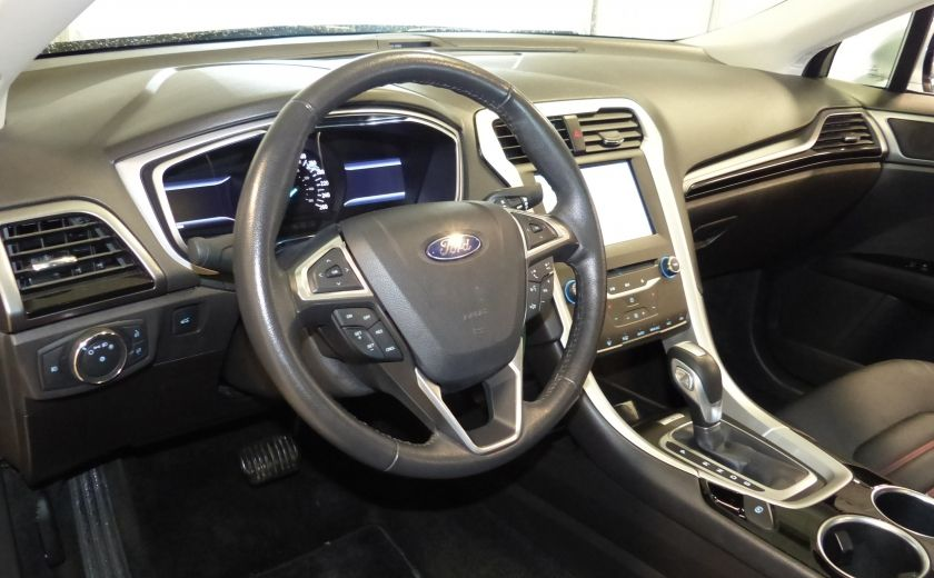 2013 Ford Fusion SE AUTO A/C MAGS BLUETOOTH CAMERA RECUL #8
