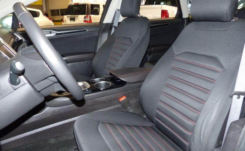 2013 Ford Fusion SE AUTO A/C MAGS BLUETOOTH CAMERA RECUL #9