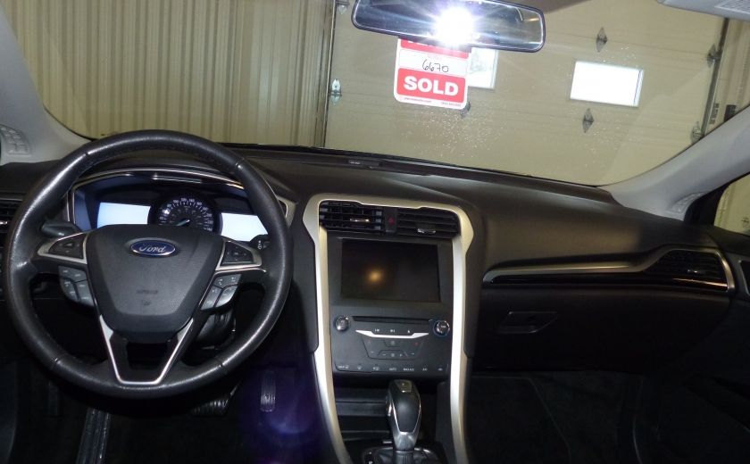 2013 Ford Fusion SE AUTO A/C MAGS BLUETOOTH CAMERA RECUL #17