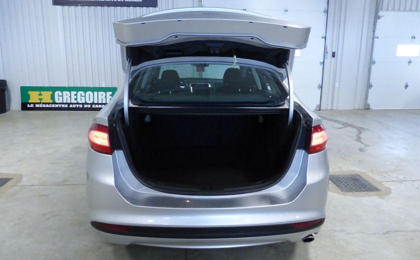2013 Ford Fusion SE AUTO A/C MAGS BLUETOOTH CAMERA RECUL #20