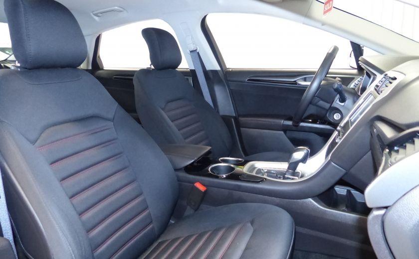 2013 Ford Fusion SE AUTO A/C MAGS BLUETOOTH CAMERA RECUL #25
