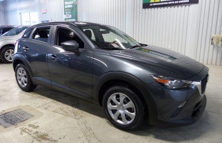 2016 Mazda CX 3 GX Awd