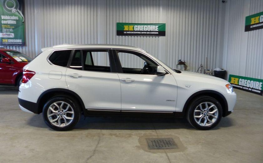 2014 BMW X3 xDrive28i  TURBO AWD (cuir-toit) #7