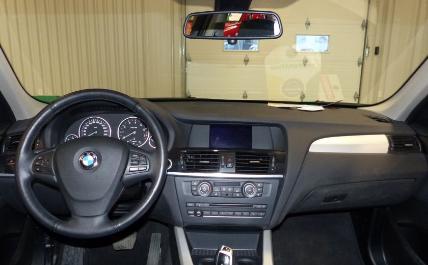 2014 BMW X3 xDrive28i  TURBO AWD (cuir-toit) #18