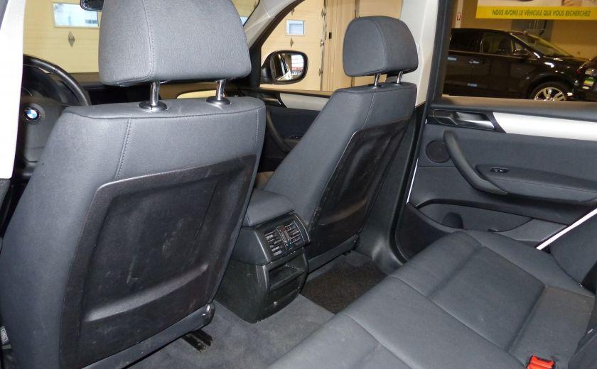 2014 BMW X3 xDrive28i  TURBO AWD (cuir-toit) #19