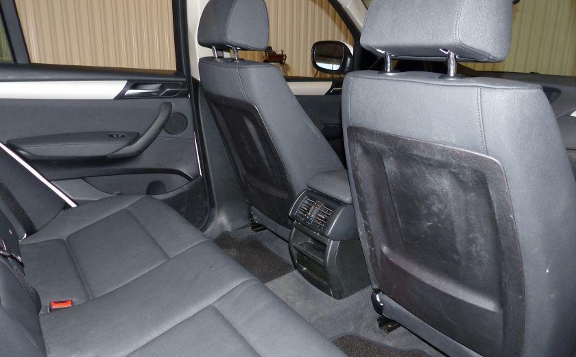 2014 BMW X3 xDrive28i  TURBO AWD (cuir-toit) #23