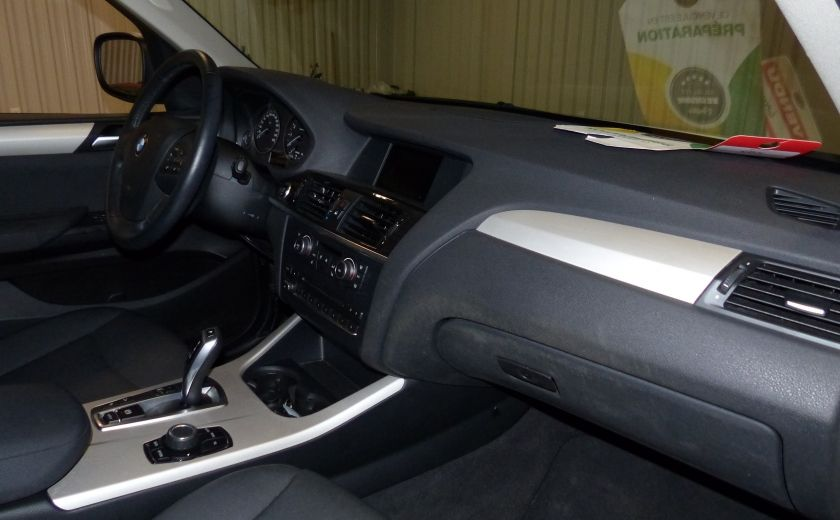 2014 BMW X3 xDrive28i  TURBO AWD (cuir-toit) #25