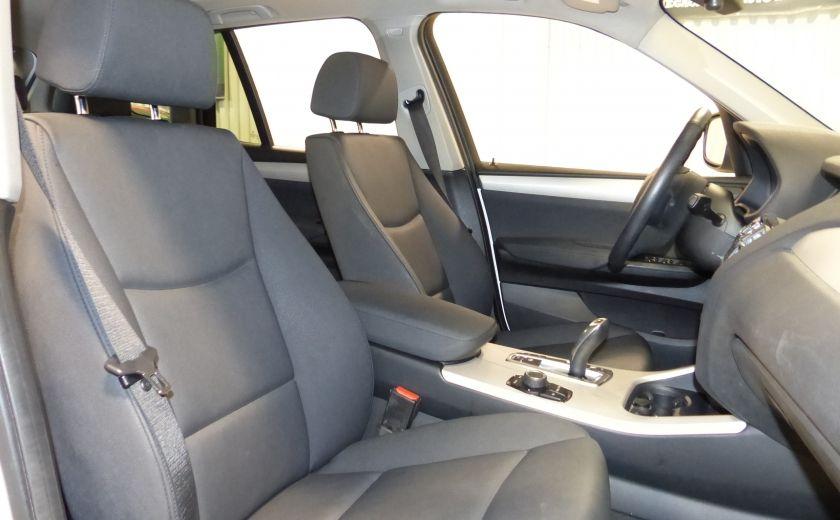 2014 BMW X3 xDrive28i  TURBO AWD (cuir-toit) #26
