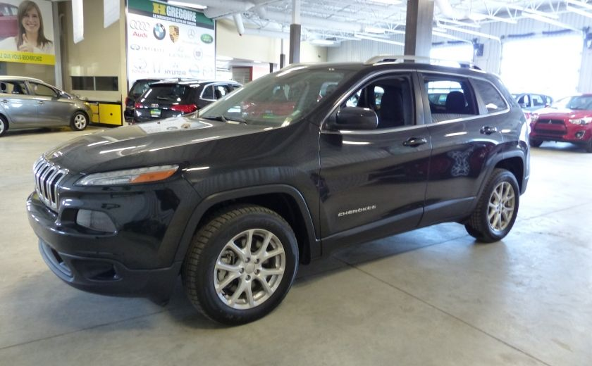2016 Jeep Cherokee North 4x4 A/C Gr-Électrique #2