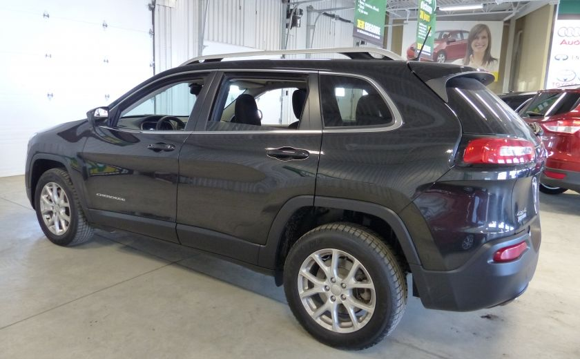 2016 Jeep Cherokee North 4x4 A/C Gr-Électrique #4