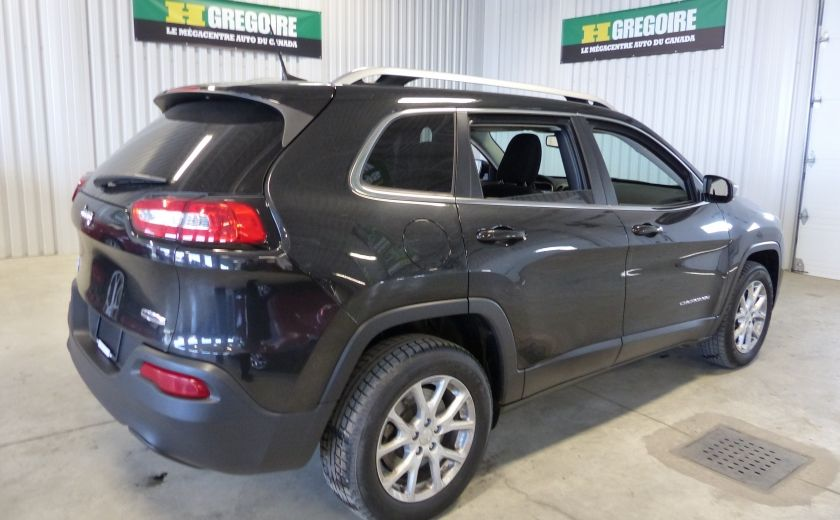 2016 Jeep Cherokee North 4x4 A/C Gr-Électrique #6