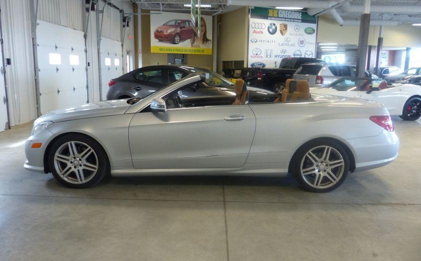 2011 Mercedes Benz E350  Convertible (CUIR-NAV) Cameras #10