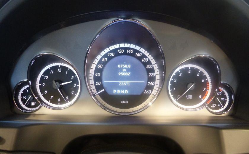 2011 Mercedes Benz E350  Convertible (CUIR-NAV) Cameras #17