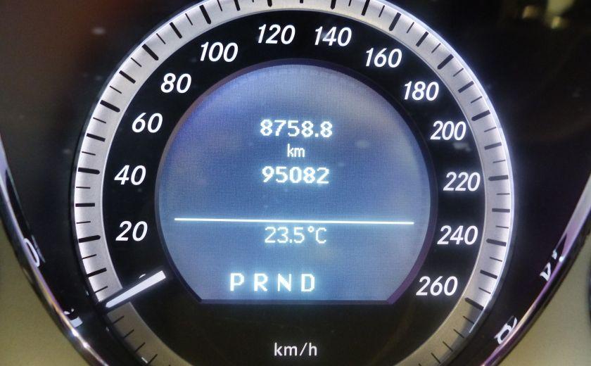 2011 Mercedes Benz E350  Convertible (CUIR-NAV) Cameras #18