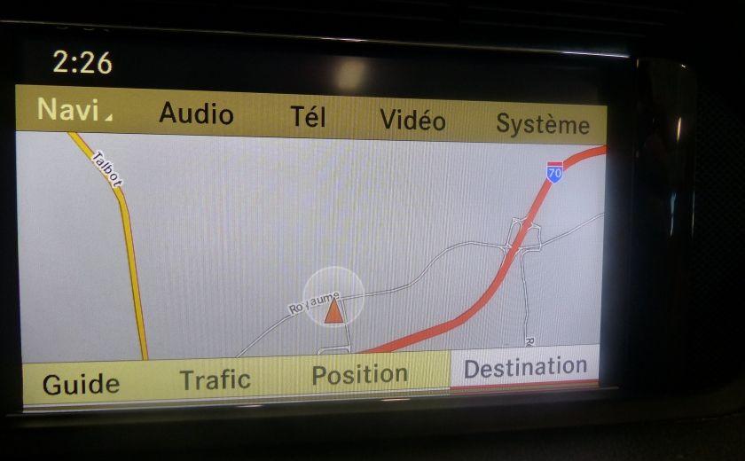 2011 Mercedes Benz E350  Convertible (CUIR-NAV) Cameras #20