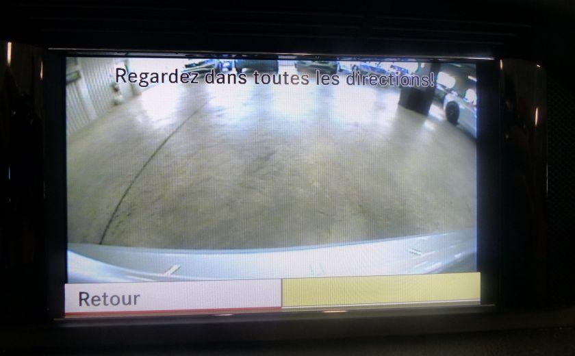 2011 Mercedes Benz E350  Convertible (CUIR-NAV) Cameras #21