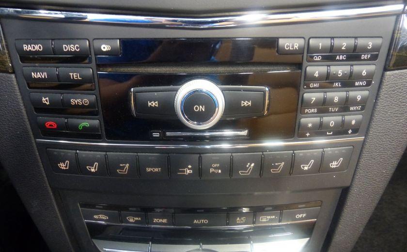 2011 Mercedes Benz E350  Convertible (CUIR-NAV) Cameras #22