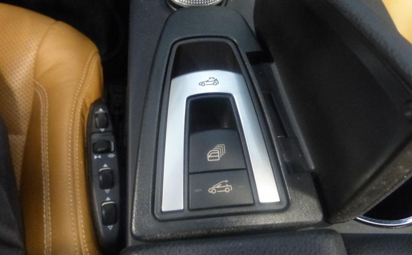 2011 Mercedes Benz E350  Convertible (CUIR-NAV) Cameras #23