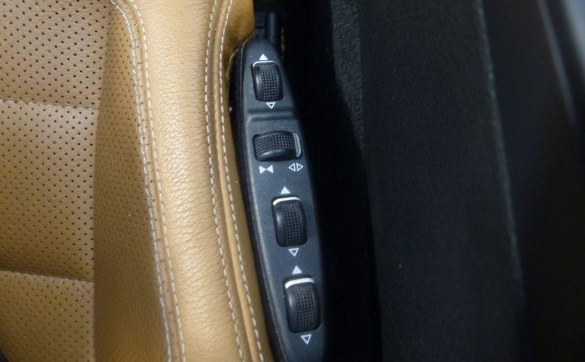 2011 Mercedes Benz E350  Convertible (CUIR-NAV) Cameras #24