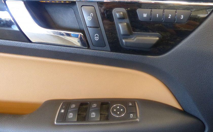 2011 Mercedes Benz E350  Convertible (CUIR-NAV) Cameras #25