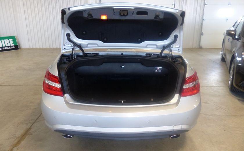 2011 Mercedes Benz E350  Convertible (CUIR-NAV) Cameras #28