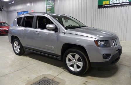 2015 Jeep Compass Sport 4x4 A/C Gr-Électrique in Victoriaville
