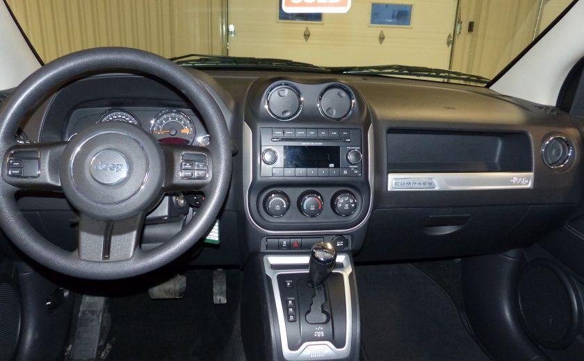 2015 Jeep Compass Sport 4x4 A/C Gr-Électrique #17